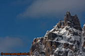 Cime in forcella Moschesin