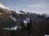 Vista mattutina sulla Vall di Gares