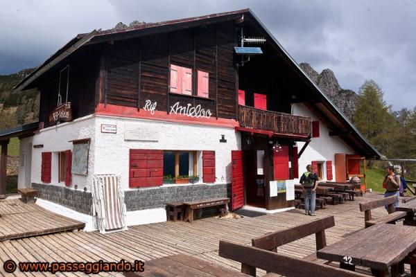 rifugio Antelao