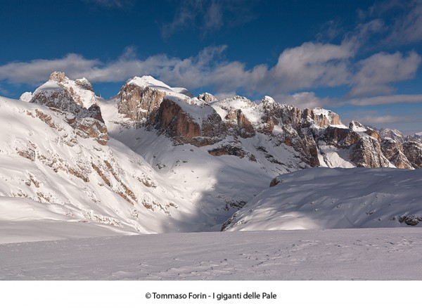 Il classico panorama dall'Altopiano alla catena settentrionale